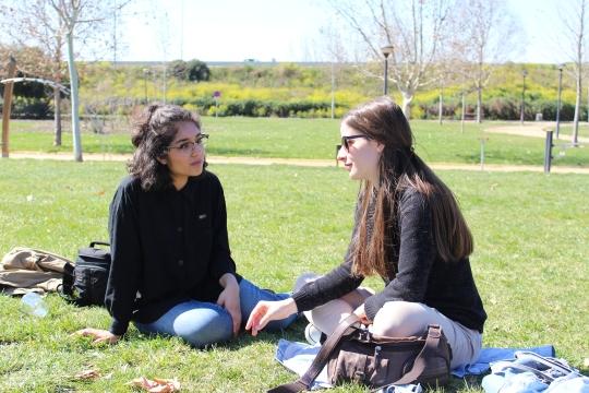 Intercambio con Yale Universidad