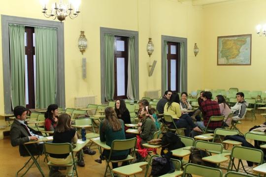 Club de Inglés